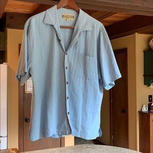 💯 percent silk Men's shirt